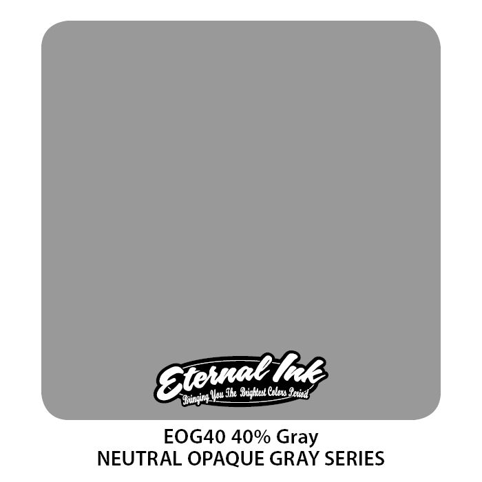 Eternal Ink Neutral Gray 40