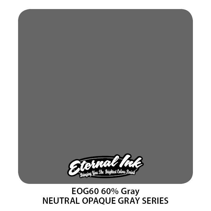 Eternal Ink Neutral Gray 60
