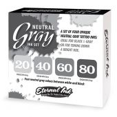 Neutral Gray Ink Set