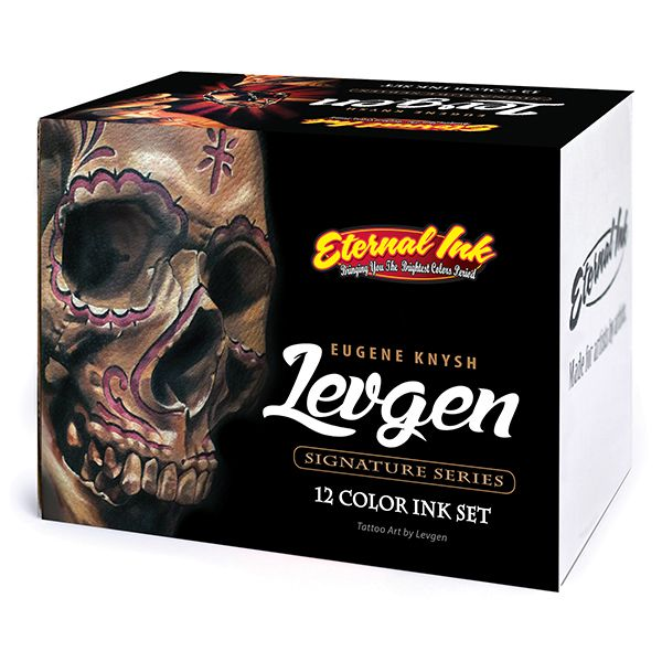 Eternal Ink Levgen Signature Series