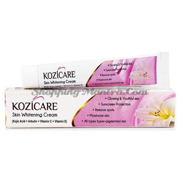 Kozicare West Coast отбеливающий крем для лица | WEST-COAST Kozicare Skin Whitening Cream