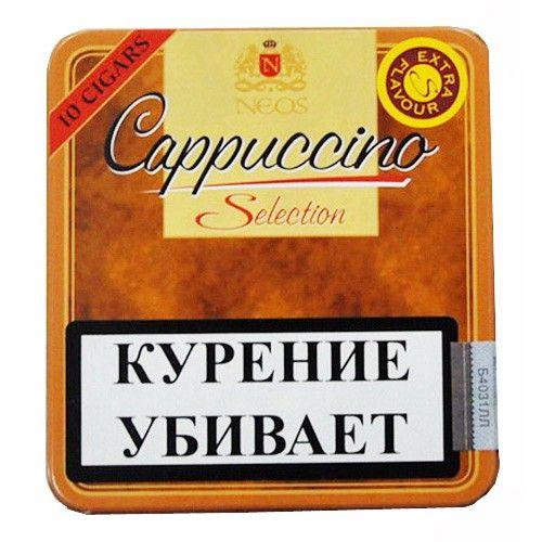 Сигариллы Neos Cappuccino