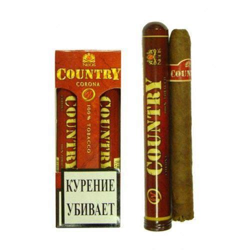 Сигариллы Neos Country Corona