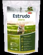 Porcelan Estrudo Siberia Корм для щенков мелких пород Говядина (1 кг)