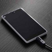 Адаптер Xiaomi Micro USB USB to Type C черный