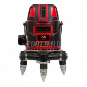 RGK LP-62 - лазерный нивелир