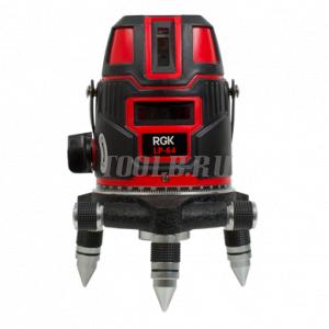 RGK LP-64 - лазерный нивелир