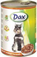 Dax Консервы для взрослых собак с домашней птицей (415 г)