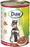 Dax Консервы для взрослых собак с говядиной (415 г)