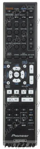 PIONEER AXD7741, VSX-430-K