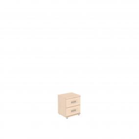 Тумба с ящиками  УК-101.02 450х400х525 мм (ШхГхВ)