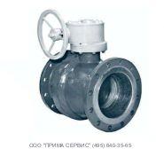 Кран шаровый подземной установки МА 39033-09