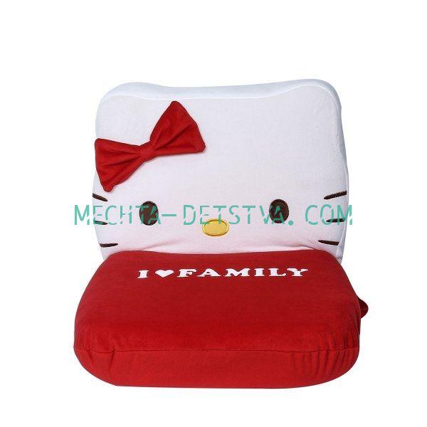 Кресло-игрушка котенок FAMILY CAR F-54
