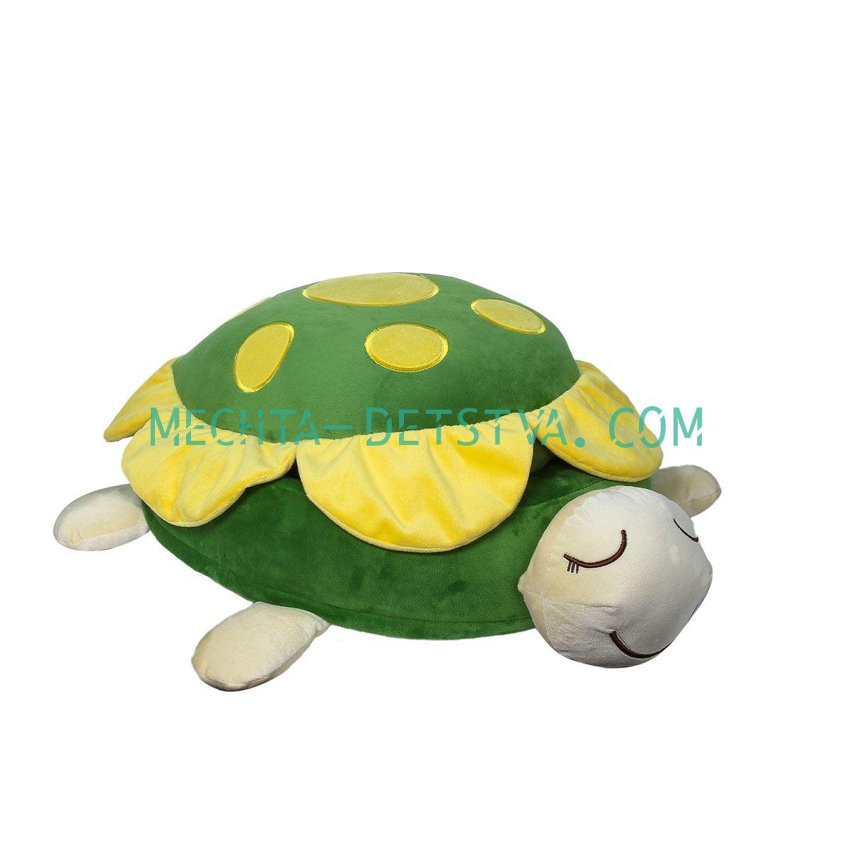 Кресло-игрушка черепаха FAMILY CAR F-57