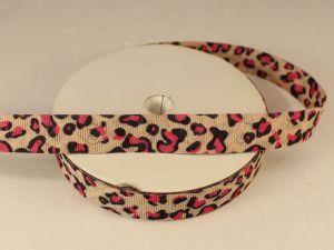 `Лента декоративная, ширина 15 мм(213034), цвет: №3 розовый