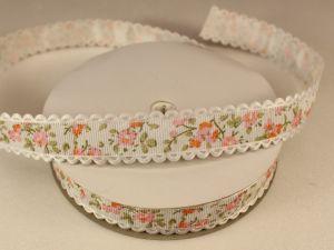 `Лента декоративная, ширина 20 мм(213120), цвет: №2 светло-розовый