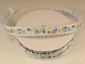 `Лента декоративная, ширина 15 мм(213029), цвет: №5 синий