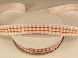 `Лента декоративная, ширина 20 мм(313009), цвет: №1 оранжевый