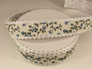 `Лента декоративная, ширина 25 мм(313077), цвет: №5 синий