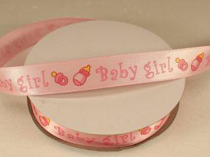 `Лента декоративная, ширина 15 мм(213023), цвет: №2 розовый