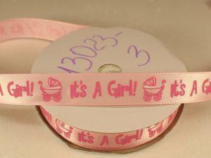 `Лента декоративная, ширина 15 мм(213023), цвет: №3 розовый