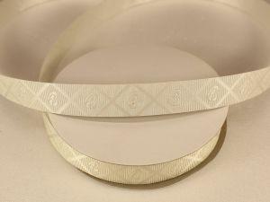 `Лента декоративная, ширина 15 мм(213013), цвет: №3 кремовый