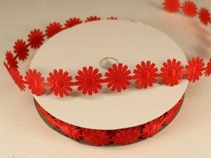 `Лента декоративная, ширина 18 мм(213069), цвет: №1 красный