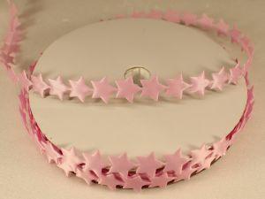 `Лента декоративная, ширина 13 мм(213007), цвет: №6 светло-розовый