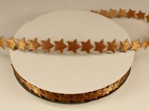 `Лента декоративная, ширина 13 мм(213007), цвет: №8 коричневый
