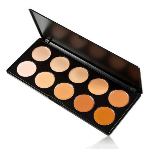 Консилер 10 цветов  Мac Professional Makeup