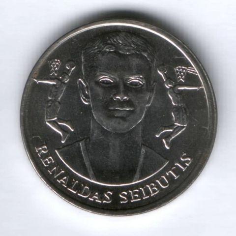 Медаль Баскетбольной ассоциации Литвы 2011 г.