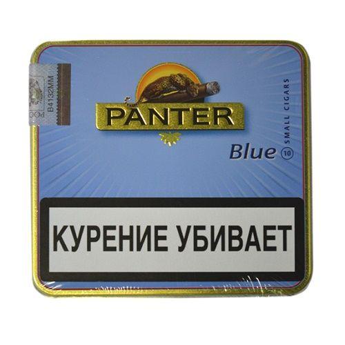Сигариллы Panter Blue