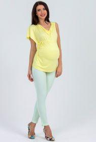 Брюки для беременных, 263.1170.14.02, UNIOSTAR светло-салатовый