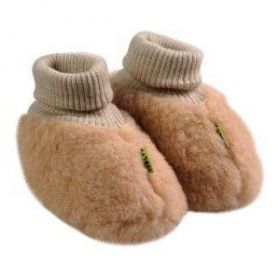 Пинетки носочки теплые