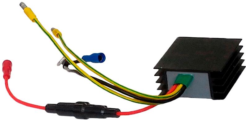 Выпрямитель регулятор для стабилизации напряжения