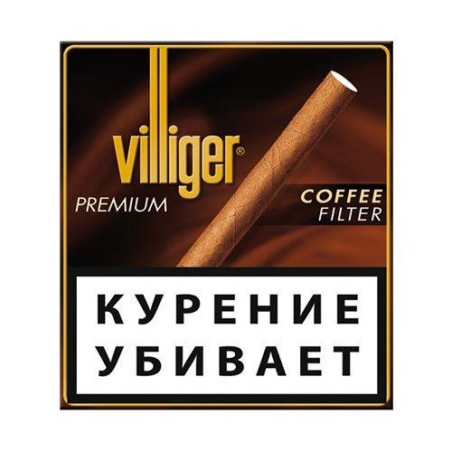 Сигариллы Villiger Premium Coffee Filter