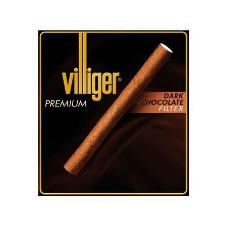 Сигариллы Villiger Premium Dark Chocolate Filter