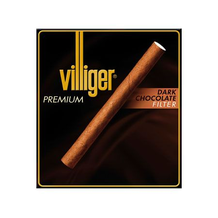 Сигариллы Villiger Premium Dark Chocolate Filter