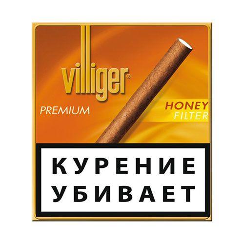 Сигариллы Villiger Premium Honey Filter