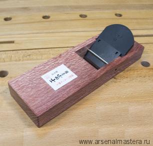 Рубанок японский Kanetomo Kanna 55мм красный дуб составные ножи М00013144