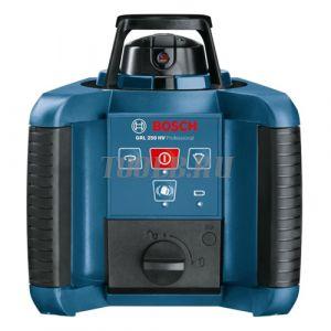 Bosch GRL 250 HV - лазерный нивелир ротационный