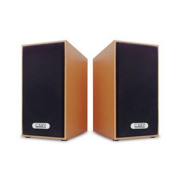 Мультимедийные колонки CBR CMS 635 Wooden*