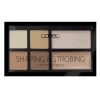Контуринг д/лица Shaping&Strobing кремовый (набор: хайлайтер и консилер)