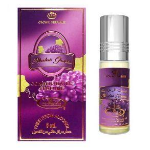 Арабские духи Alrehab grapes 6 мл Al Rehab