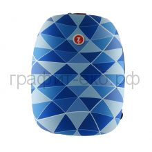 Рюкзак Zipit Shell Bag голубой ZSHL-BT