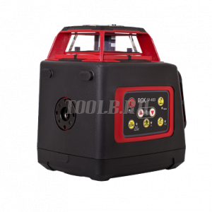 RGK SP-400 - лазерный нивелир ротационный
