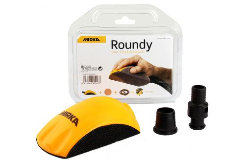 Ручной шлифовальный блок Roundy для дисков 150 мм