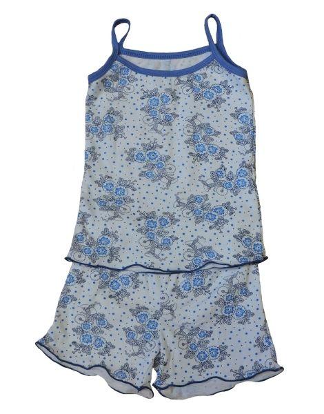 Пижама детская Лина-2 Efri-Sd174н (набивка)