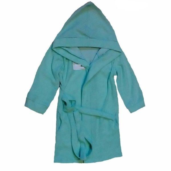Халат детский на запахе Efri-Sd128м (махра)