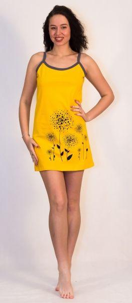 Сорочка женская Одуванчик Efri-Ss24 (хлопок)